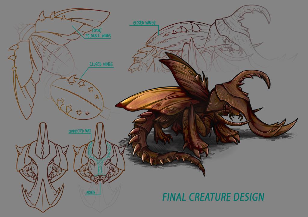 Creature Design 3
