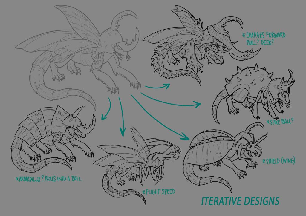 Creature Design 2